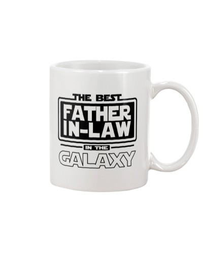 The Best Father In Law In The Galaxy
