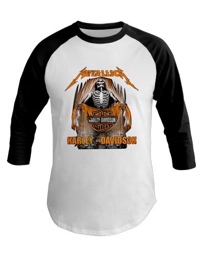 Metallica Rock Band - Harley Davidson