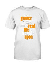 GAMER 6 Classic T-Shirt front