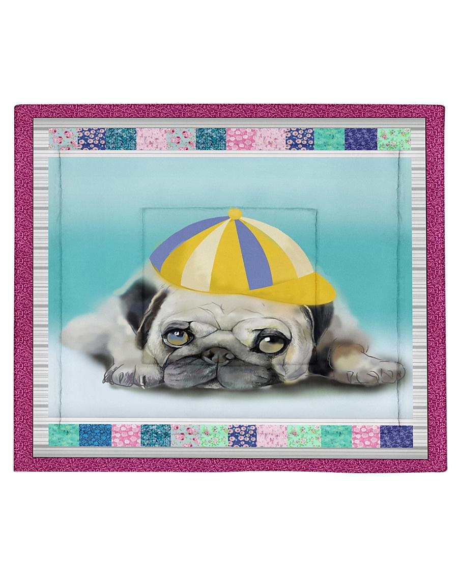 Pug Lover HM21030001D Comforter - King