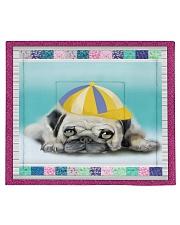Pug Lover HM21030001D Comforter - King front