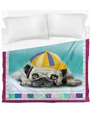 Pug Lover HM21030001D Duvet Cover - King thumbnail