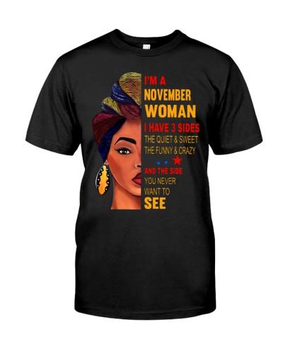 November Woman