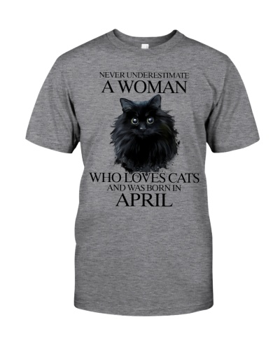 April A Woman