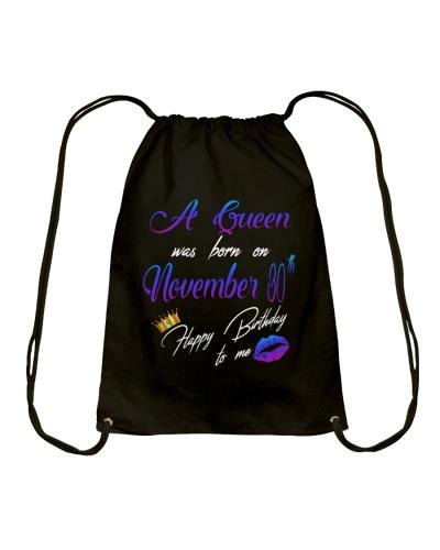 November - Queen 30