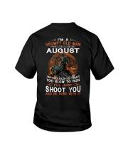 August Men Youth T-Shirt thumbnail