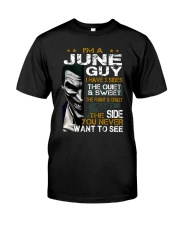 june 3 side Classic T-Shirt front