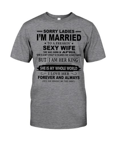 April Sexy Wife