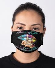 January Girl Cloth face mask aos-face-mask-lifestyle-01