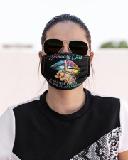 January Girl Cloth face mask aos-face-mask-lifestyle-02