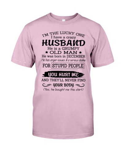 December Crazy Husband