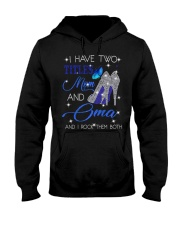 I Have Two Titles Mom And Oma Hooded Sweatshirt tile