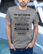 February Crazy Daughter Classic T-Shirt apparel-classic-tshirt-lifestyle-front-45