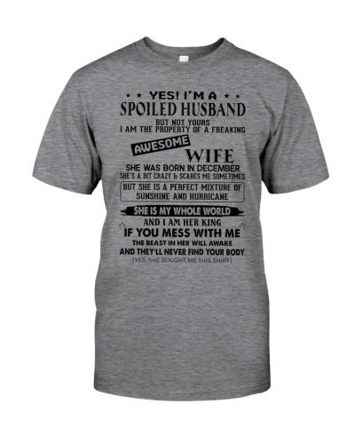 December Spoiler Husband