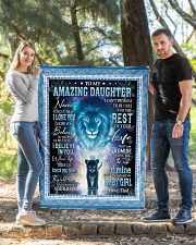 """To My Amazing Daughter Quilt 40""""x50"""" - Baby aos-quilt-40x50-lifestyle-front-03"""