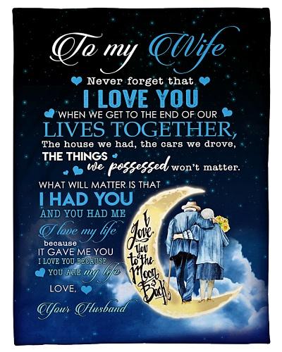 To My Wife - Husband