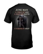 June Man Classic T-Shirt back