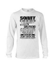 October Awesome Girlfriend Long Sleeve Tee thumbnail