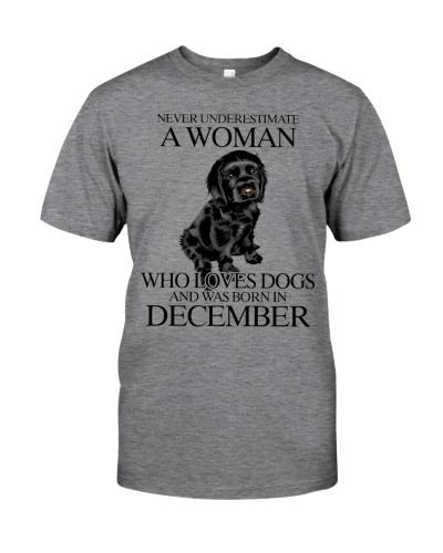 December A Woman