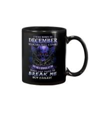 December break me Mug thumbnail