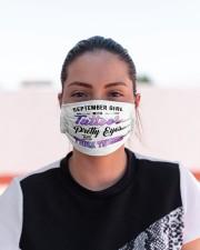 September Girl Cloth face mask aos-face-mask-lifestyle-03