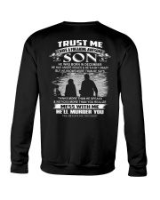 Dec  Awesome Son Crewneck Sweatshirt thumbnail