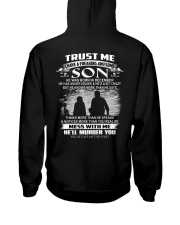 Dec  Awesome Son Hooded Sweatshirt thumbnail
