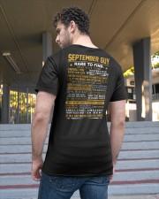 Septembet Guy Classic T-Shirt apparel-classic-tshirt-lifestyle-back-48