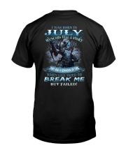 July Men Classic T-Shirt back