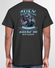 July Men Classic T-Shirt garment-tshirt-unisex-back-04