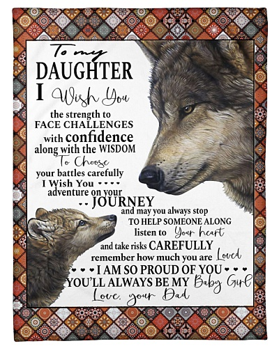 Blanket To My Daughter - Dad