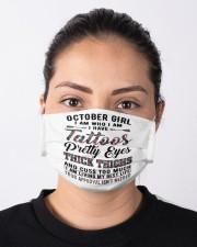 October Girl Cloth face mask aos-face-mask-lifestyle-01