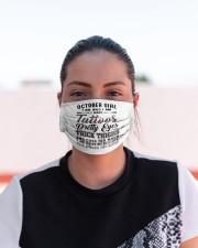 October Girl Cloth face mask aos-face-mask-lifestyle-03