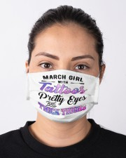 March Girl Cloth face mask aos-face-mask-lifestyle-01