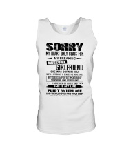 July Awesome Girlfriend Unisex Tank tile
