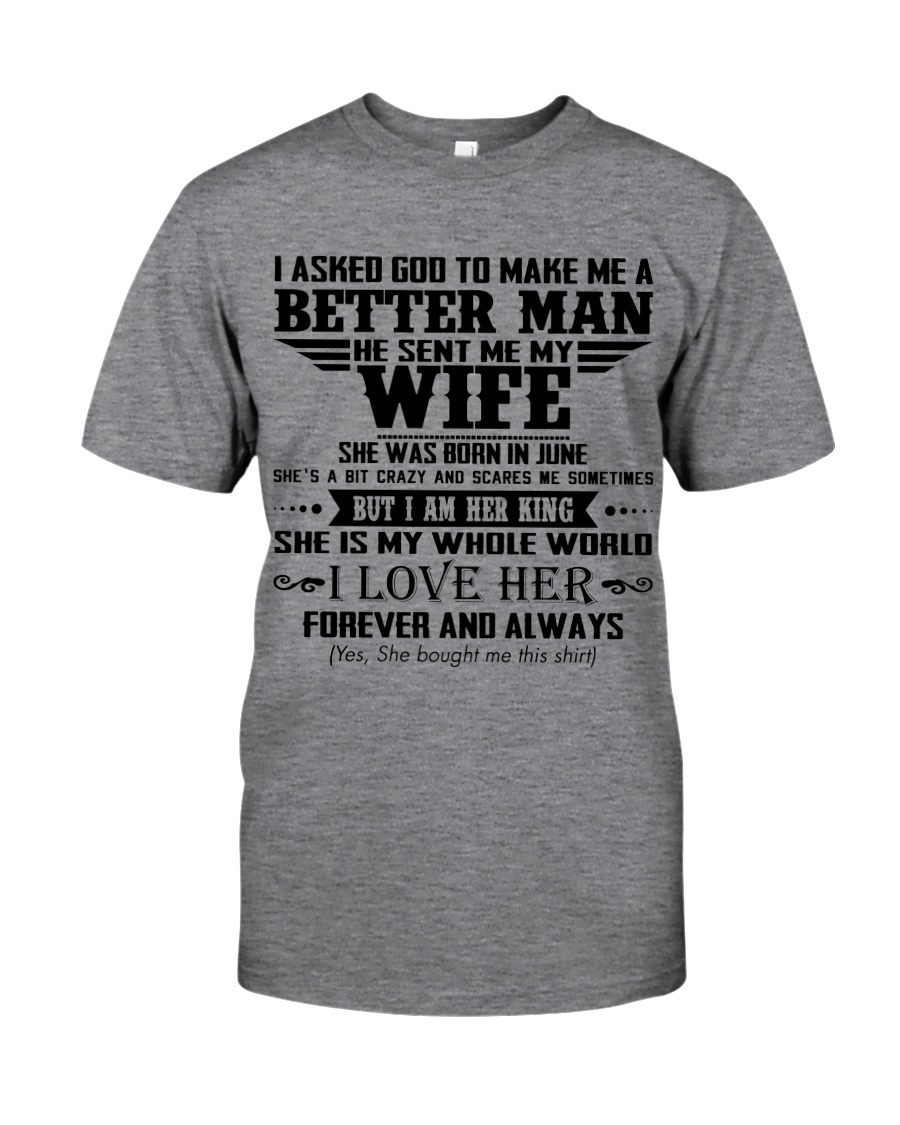 June Wife Classic T-Shirt