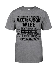 June Wife Classic T-Shirt tile