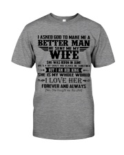 June Wife Premium Fit Mens Tee tile