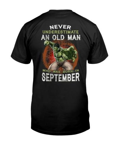 September An Old Man