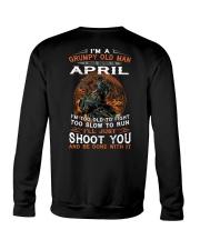 April  Men Crewneck Sweatshirt thumbnail