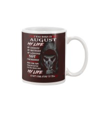 AUGUST Mug thumbnail