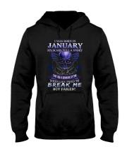 Jan Break Me Hooded Sweatshirt thumbnail