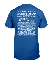 August Spolied Husband Classic T-Shirt back