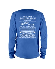 August Spolied Husband Long Sleeve Tee thumbnail