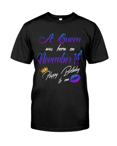 November - Queen 14