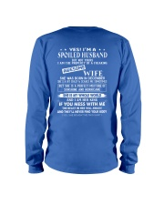 December Spolied Husband Long Sleeve Tee thumbnail