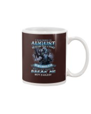 August Men Mug thumbnail