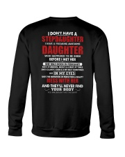 February Stepdaughter Crewneck Sweatshirt thumbnail