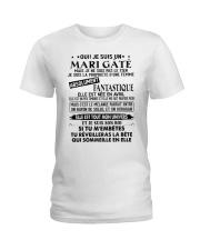 April Wife Ladies T-Shirt tile