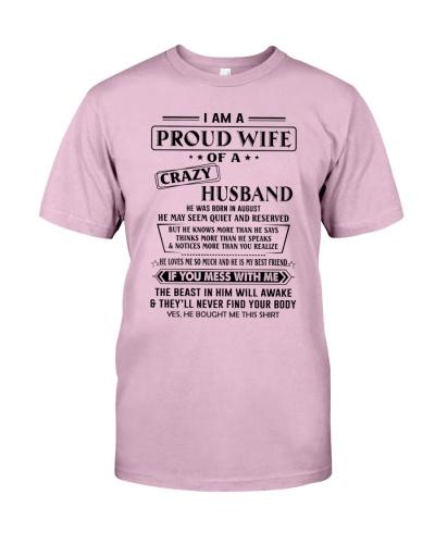 Aug Crazy Husband